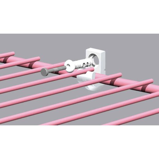 Closetmaid Wire Shelf Wall Clips For Drywall