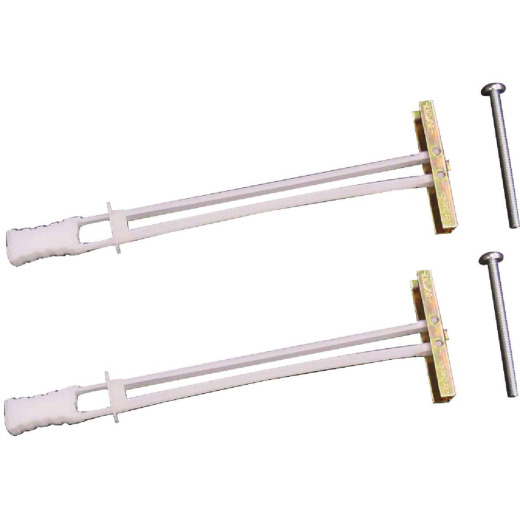 Easy Track Toggle Bolt Pack