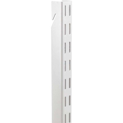 FreedomRail 48 In. White Hanging Upright