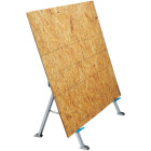 Channellock 46-1/2 In. L Steel Folding Sawhorse, 2200 Lb. Capacity Image 5