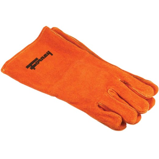 Forney Size 14 In. Brown Large Welding Gloves