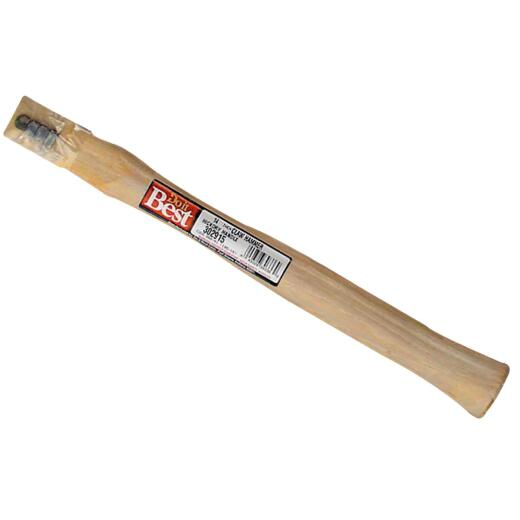 Do it Best 14 In. Straight Hickory Claw Hammer Handle