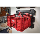 Milwaukee PACKOUT 50 Lb. Red Storage Tote Image 2