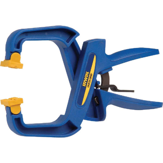 Irwin Quick-Grip 4 In. Hand Clamp