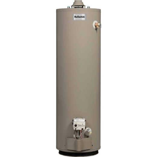 Reliance 50 Gal. Tall 6yr 40,000 BTU Liquid Propane (LP) Gas Water Heater