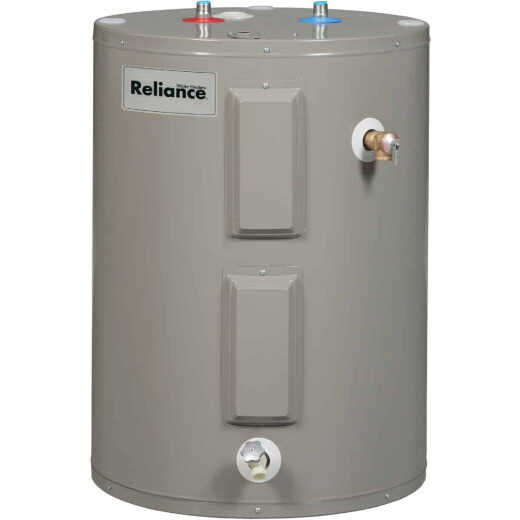 Reliance 28 Gal. Lowboy 6yr Dual 4500W Electric Water Heater