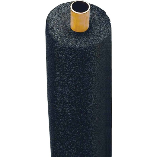 Armacell 3/4 In. Wall Semi-Slit Polyolefin Pipe Insulation Wrap, 1-1/4 In. x 6 Ft.