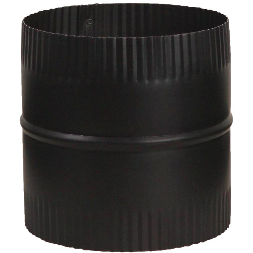 Imperial 8 In. x 4 In. 1200 F 24 ga Black Connector