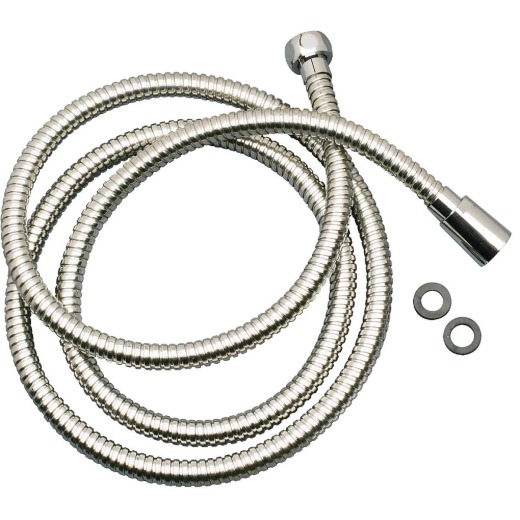 Do it Stainless Steel 60 In. Stainless Steel Shower Hose