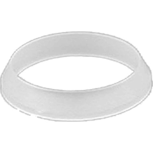 Keeney 1-1/4 in. Beveled Poly Slip Joint Washer