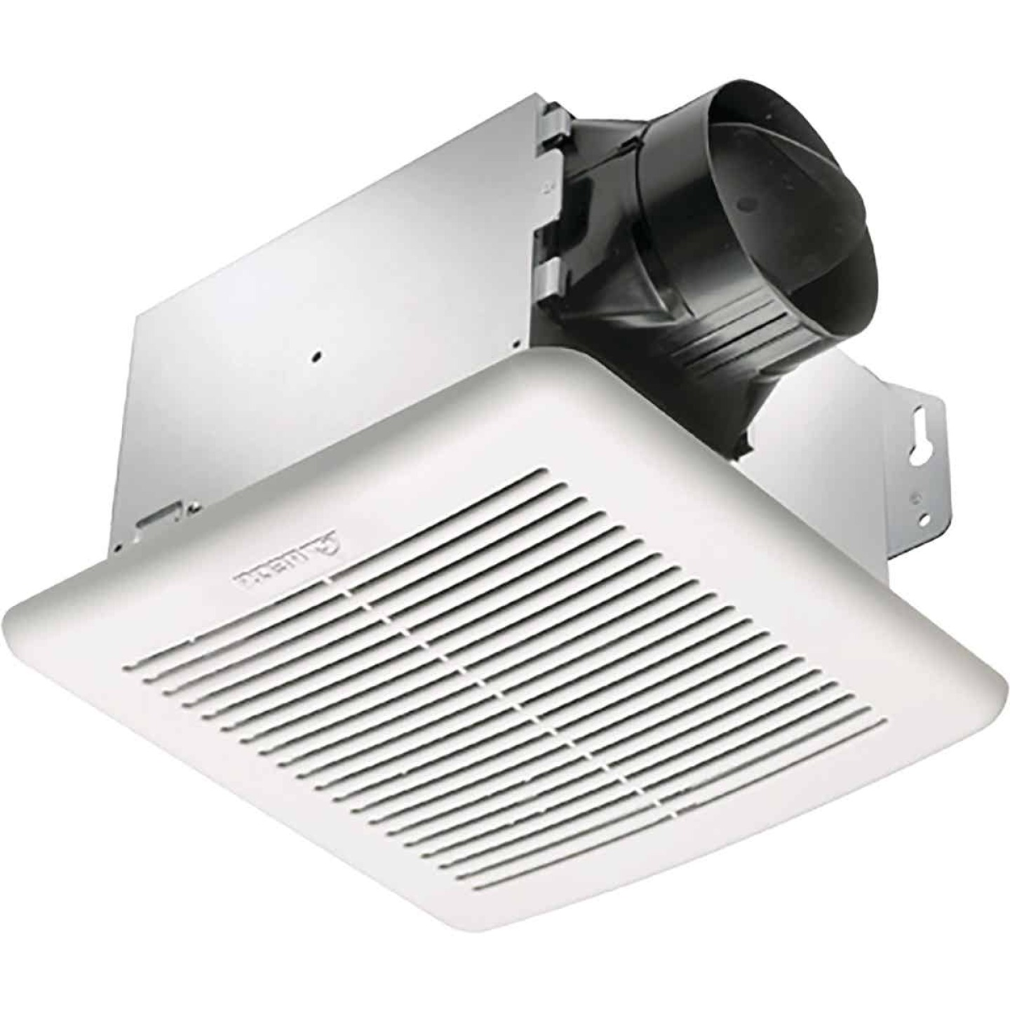Delta BreezGreenBuilder 80 CFM 0.8 Sones 120V Bath Exhaust Fan Image 1