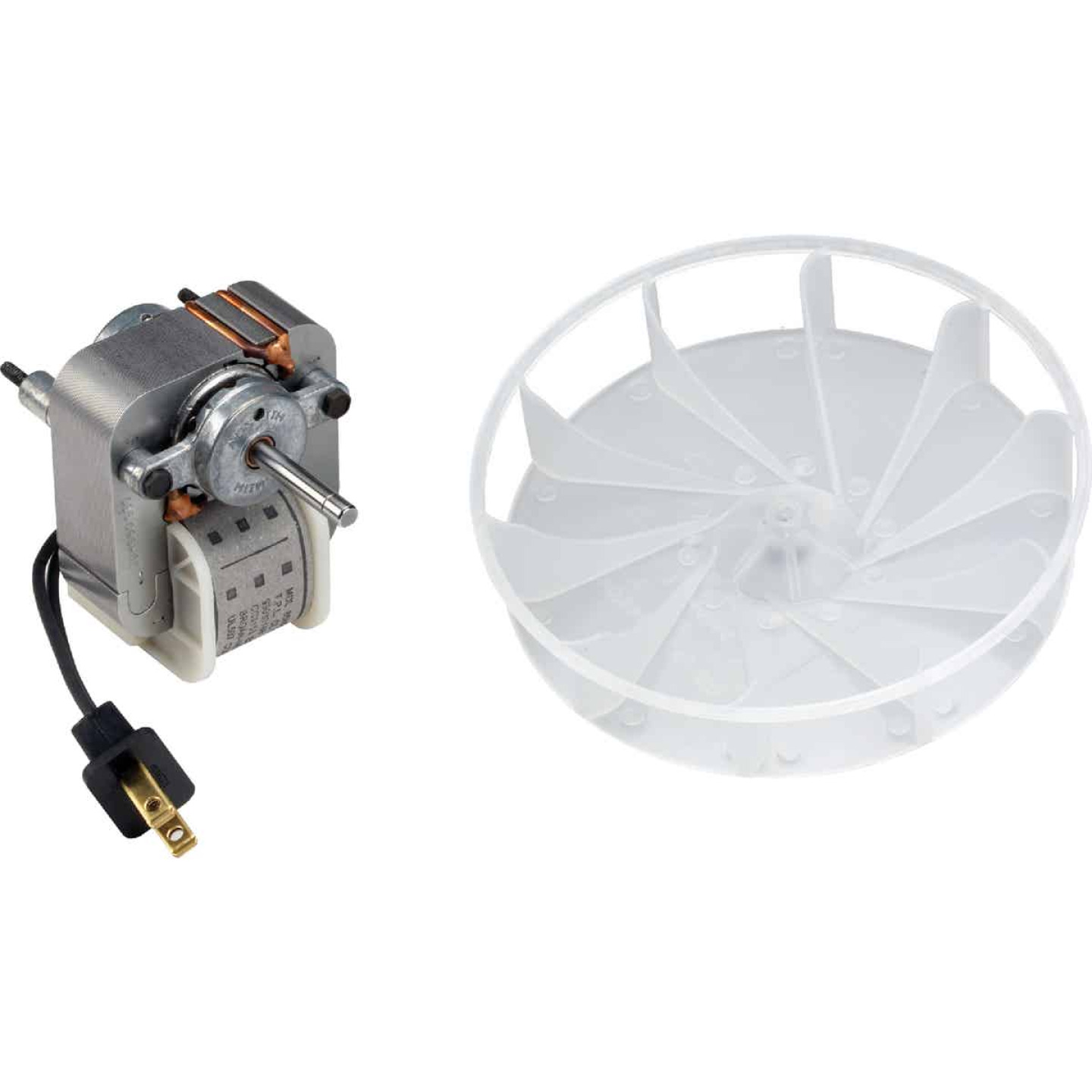 Broan 120V 70 CFM Replacement Exhaust Fan Motor Image 1