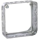 Raco Drawn 4 In. x 4 In. Square Box Extension Image 1