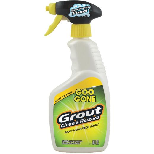Goo Gone 14 Oz. Grout Clean & Restore Multi Surface Safe