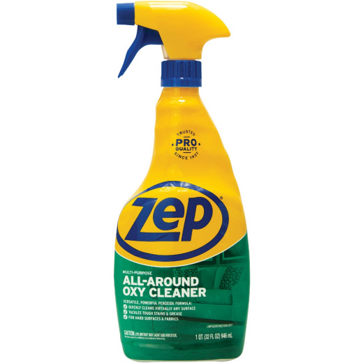 Zep Commercial 32 Oz. All-Around Liquid Oxy Cleaner & Degreaser
