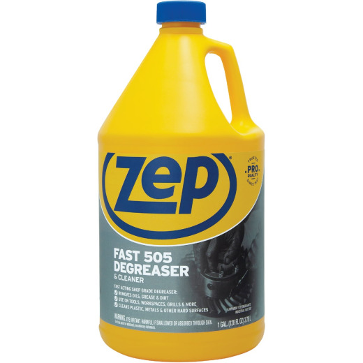 Zep Commercial 1 Gal. Fast 505 Liquid Cleaner & Degreaser