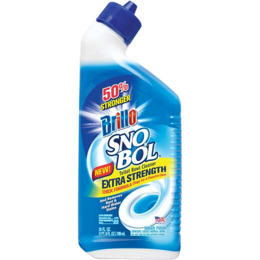 Brillo SnoBol 24 Oz. Extra Strength Liquid Toilet Bowl Cleaner