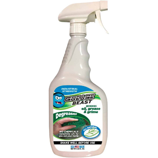 Grease Beast 24 Oz. All Natural Cleaner & Degreaser