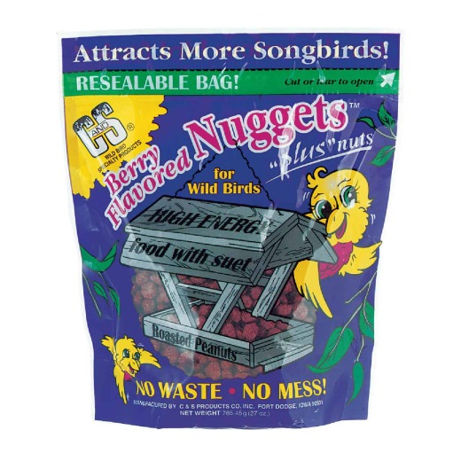 C&S Nuggets 27 Oz. Berry Suet