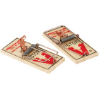 Victor Mechanical Metal Pedal Mouse Trap (2-Pack) Image 1