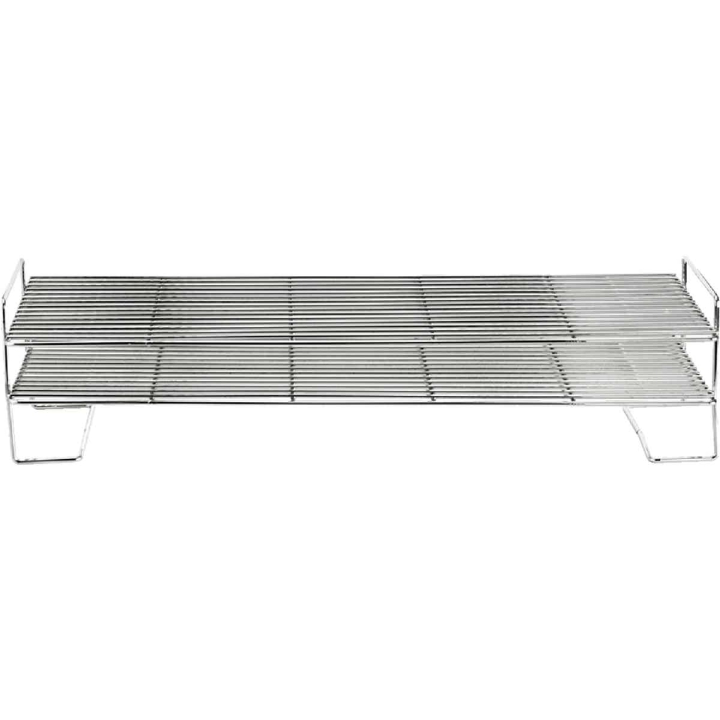 Traeger Lil' Tex/22 Series Nickel-Plated Steel Grill Rack Image 1