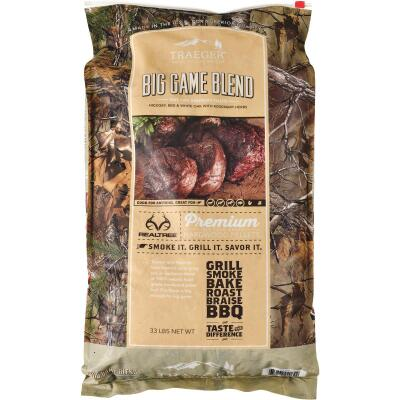 Traeger RealTree 33 Lb. Hickory, Oak, Rosemary Wood Pellet