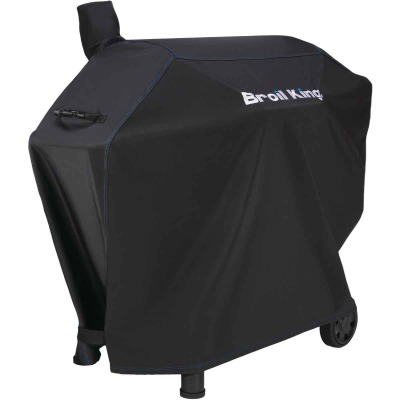 Broil King Regal Pellet 400 61 In. Black Grill Cover