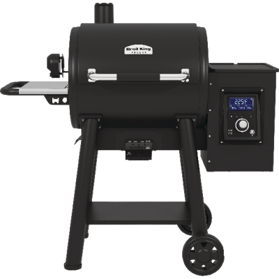 Broil King Regal Pellet 400 Black 690 Sq. In. Grill