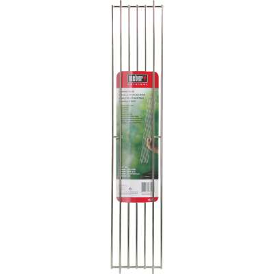Weber 6 In. Steel Warming Grill Rack