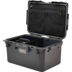 Yeti LoadOut GoBox 30 14.7 In. W. x 11.19 In. H. x 20.58 In. L. Charcoal Tote Image 2